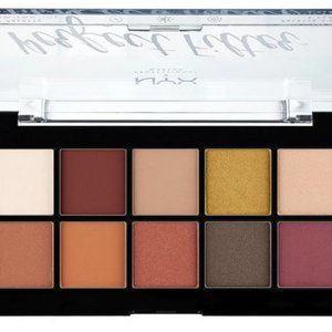 NYX Perfect Filter Eyeshadow Palette